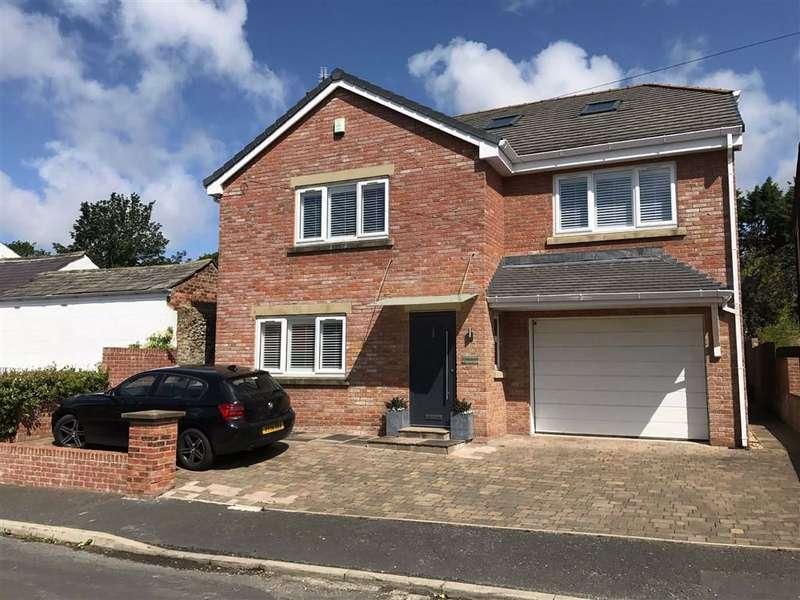 5 Bedrooms Detached House for sale in Market Street, Hambleton