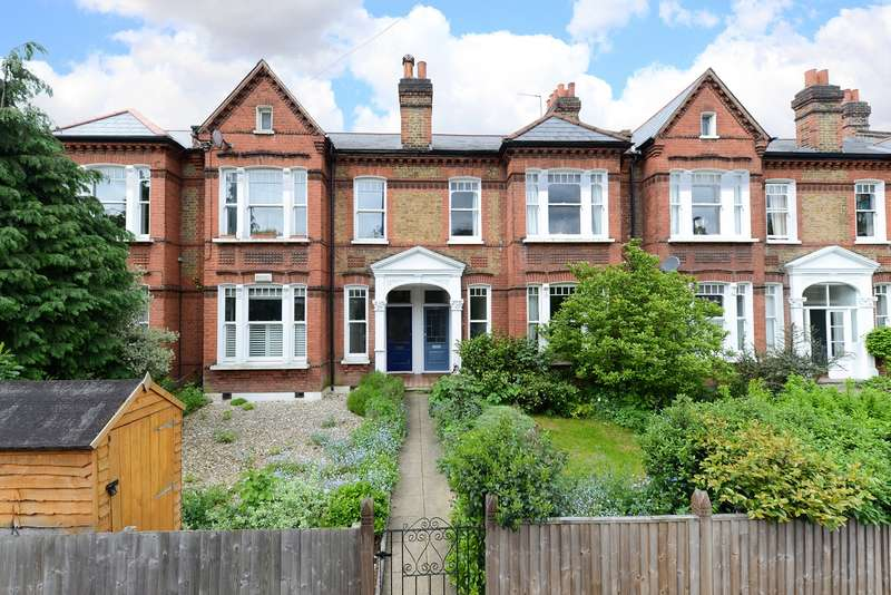 2 Bedrooms Apartment Flat for sale in Croxted Road, Dulwich