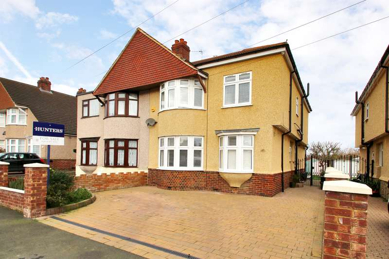 5 Bedrooms Semi Detached House for sale in Ashmore Grove, Welling, Kent, DA16 2RY