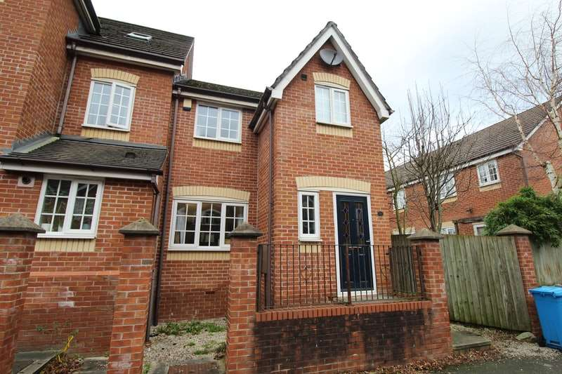 3 Bedrooms Semi Detached House for sale in New Barns Avenue, Manchester, Greater Manchester, M21