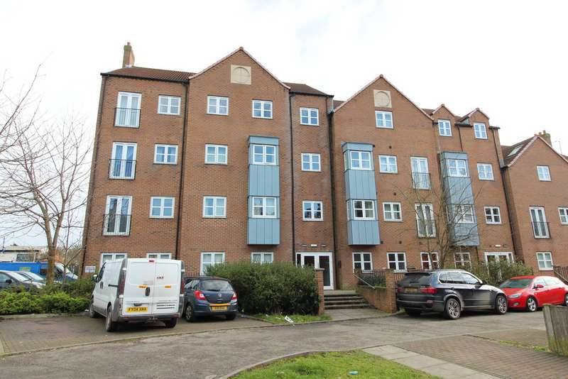 2 Bedrooms Apartment Flat for sale in Trinity View, Gainsborough DN21