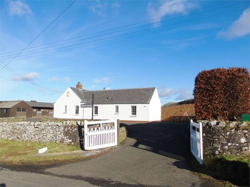 5 Bedrooms Detached House for sale in The White House, Swinside Townhead, JEDBURGH, Scottish Borders