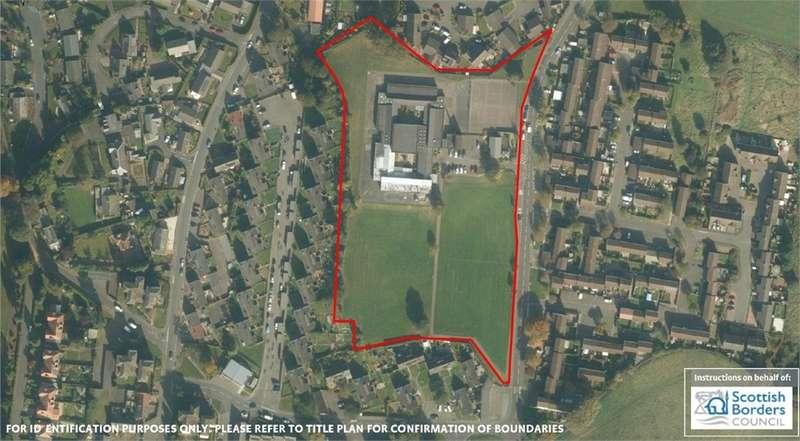 Commercial Property for sale in Development Opportunity, Howdenburn, Jedburgh, Scottish Borders