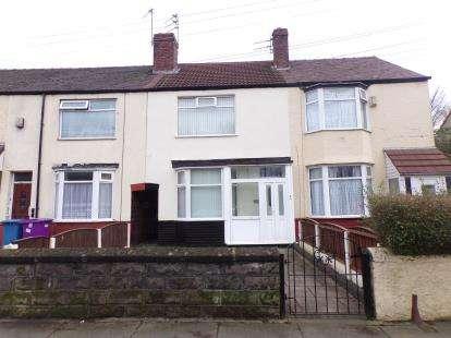 3 Bedrooms Terraced House for sale in Rathbone Road, Wavertree, Liverpool, Merseyside, L15