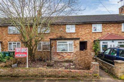 3 Bedrooms Terraced House for sale in Butterwick, Watford, Hertfordshire, .