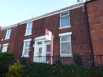 2 Bedrooms Terraced House for sale in Lark Hill, Higher Walton, Preston, Lancashire