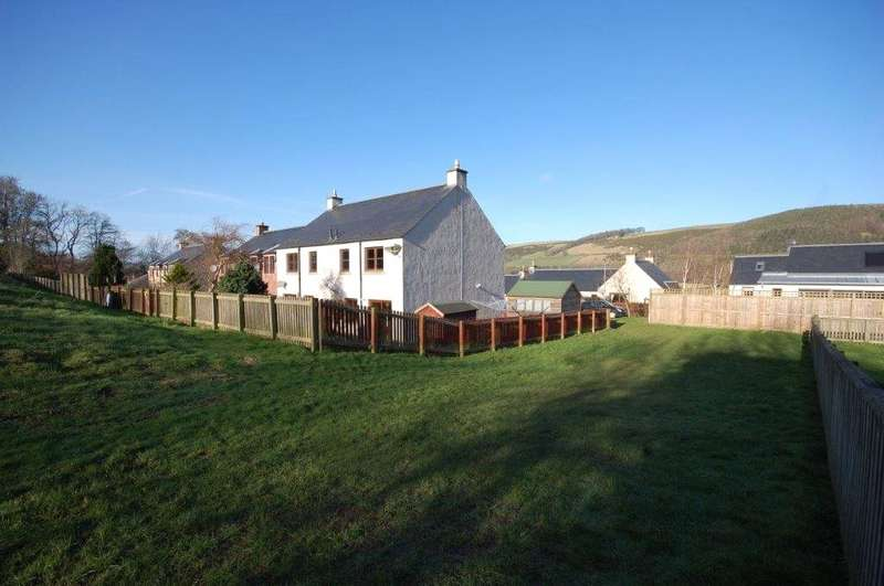 3 Bedrooms End Of Terrace House for sale in 13 The Orchard, Newstead, Melrose, Scottish Borders, TD6