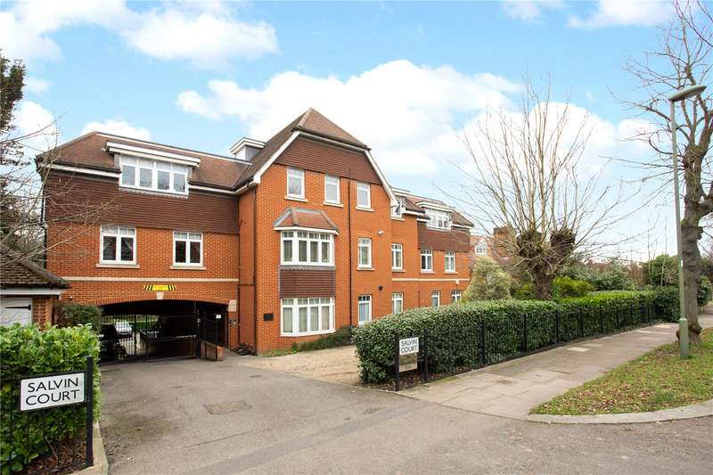 2 Bedrooms Flat for sale in Salvin Court, Torrington Park, North Finchley, N12
