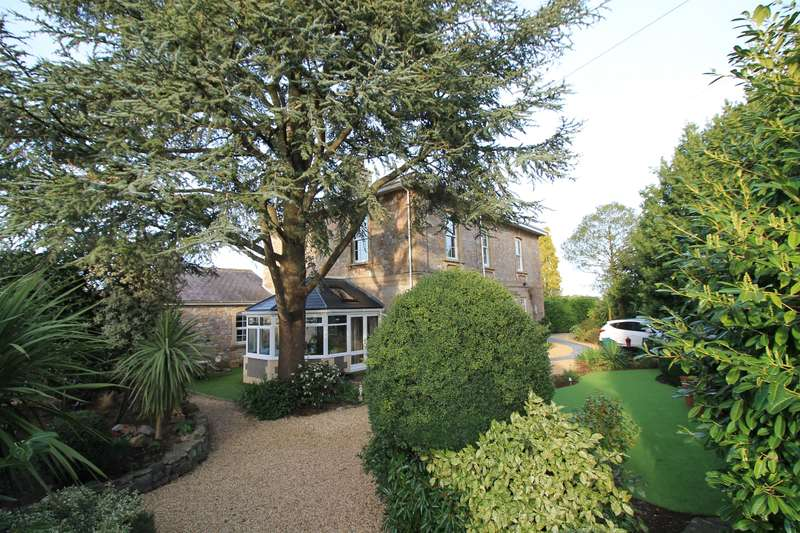 5 Bedrooms Detached House for sale in Claverham Road, Yatton, North Somerset, BS49 4JT