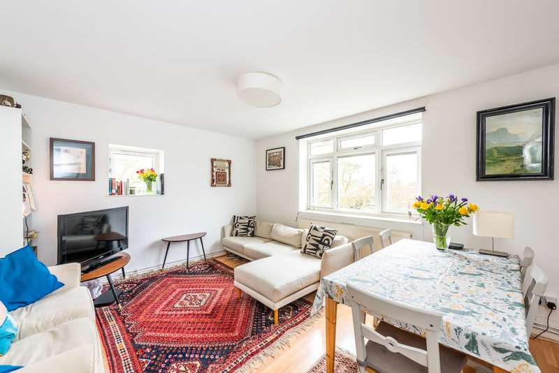2 Bedrooms Flat for sale in Allen Edwards Drive, Vauxhall, SW8