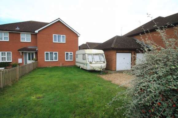 3 Bedrooms Semi Detached House for sale in Claudette Avenue, Spalding