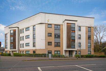 2 Bedrooms Flat for sale in Kilmarnock Road, Glasgow, Lanarkshire