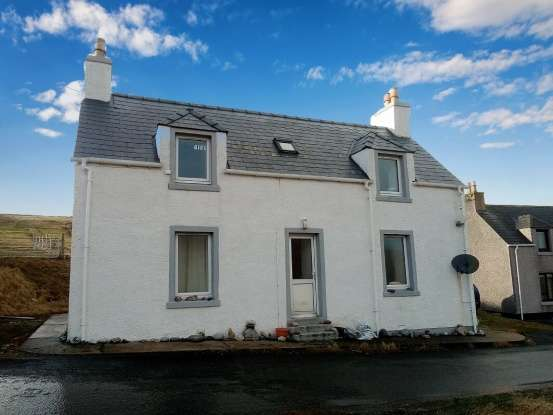 3 Bedrooms Detached House for sale in Aird Uig, Isle Of Lewis, Ross-Shire, HS2 9JA