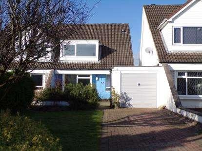 3 Bedrooms Semi Detached House for sale in St. James Gardens, Leyland, Lancashire, PR26