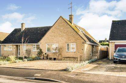 2 Bedrooms Bungalow for sale in Roman Way, Bourton On The Water, Cheltenham, Gloucestershire