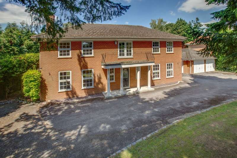 4 Bedrooms Detached House for sale in Duffield Park, Stoke Poges, SL2