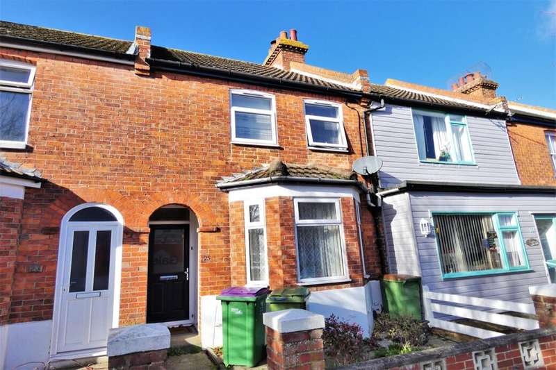 3 Bedrooms Terraced House for sale in Royal Military Avenue, Folkestone, CT20