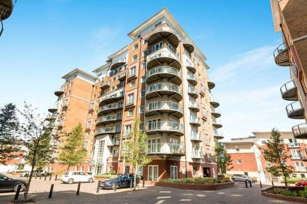 2 Bedrooms Flat for sale in Victory Hill, Basingstoke, Hampshire