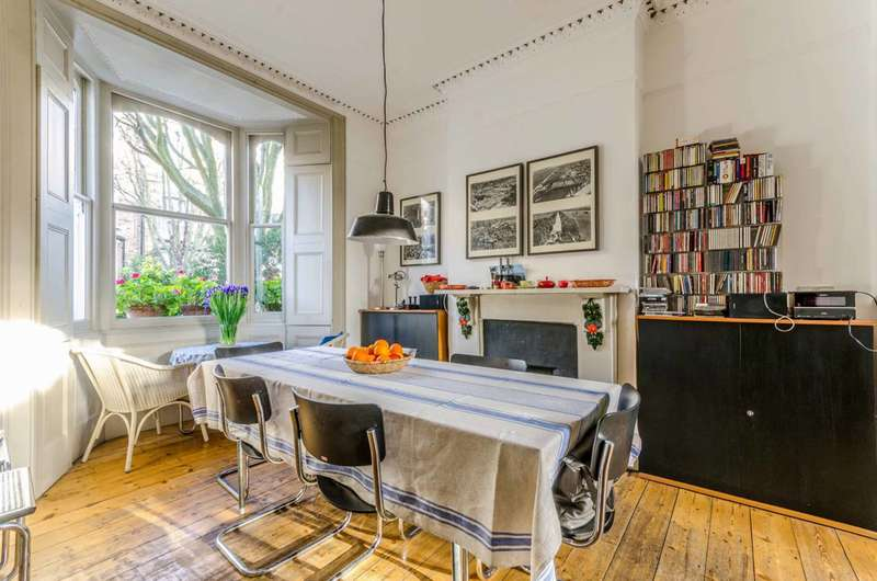4 Bedrooms House for sale in Crossley Street, Islington, N7