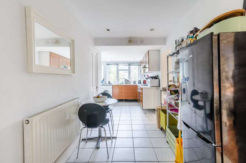 3 Bedrooms Flat for sale in Christchurch Road, Tulse Hill, SW2