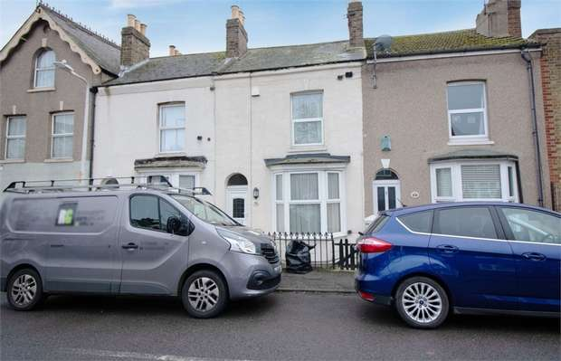 2 Bedrooms Terraced House for sale in Upper Dumpton Park Road, Ramsgate, Kent