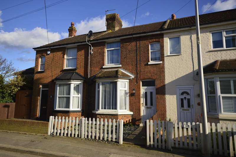 2 Bedrooms House for sale in Stoke Road, Hoo, Rochester, Kent, ME3