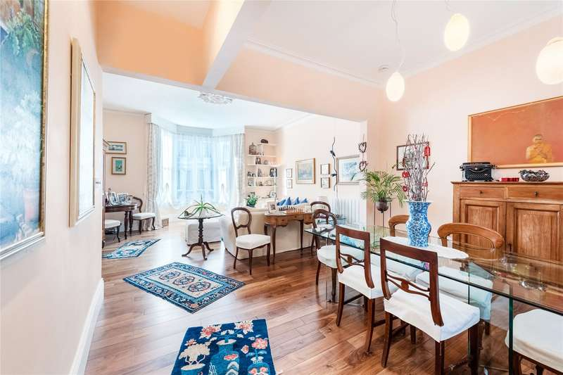 4 Bedrooms Maisonette Flat for sale in Ongar Road, London, SW6