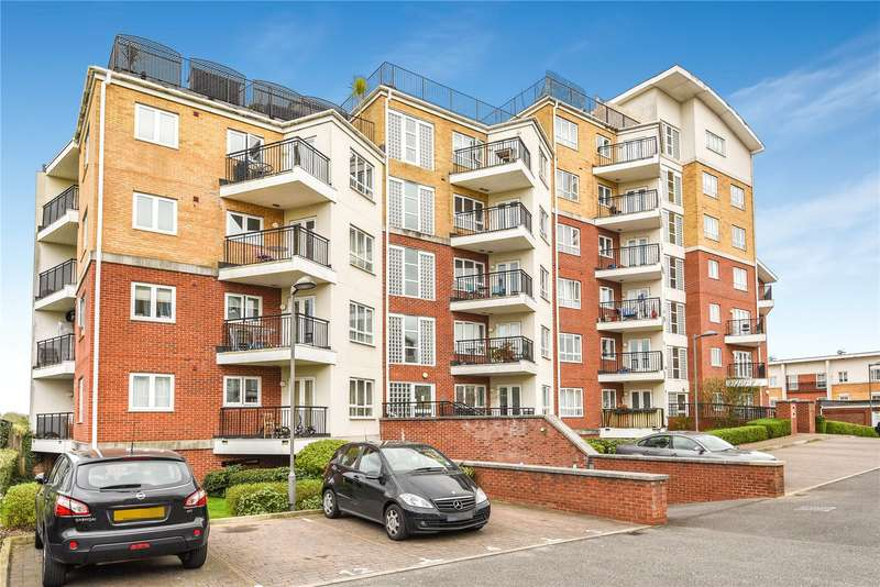 3 Bedrooms Apartment Flat for sale in Omega Court, The Gateway, Watford, WD18