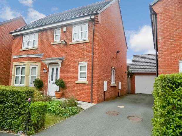 4 Bedrooms Detached House for sale in Belmont Grove, Liverpool, L6