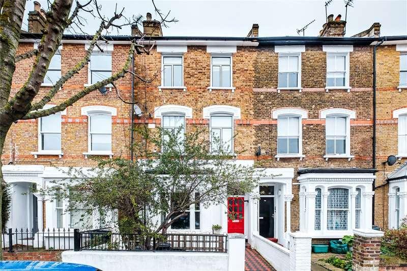 2 Bedrooms Flat for sale in Plimsoll Road, London, N4