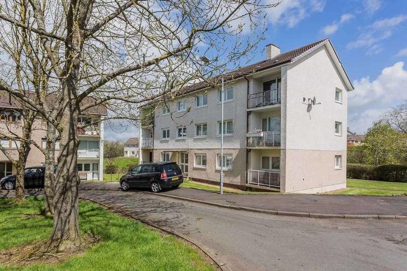 1 Bedroom Ground Flat for sale in Banff Place, Westwood, East Kilbride, South Lanarkshire, G75 8BE