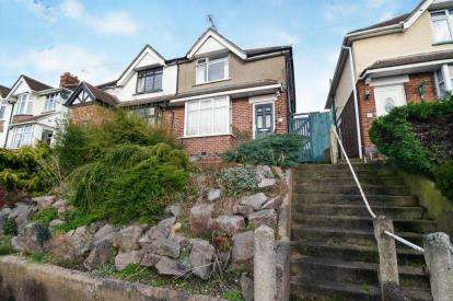 2 Bedrooms Semi Detached House for sale in Silbury Road, Off Anstey Lane, Leicester, Leicestershire