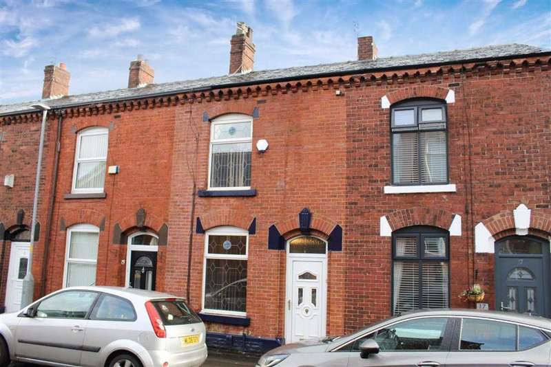 3 Bedrooms Terraced House for sale in Hall Street, Ashton-under-lyne
