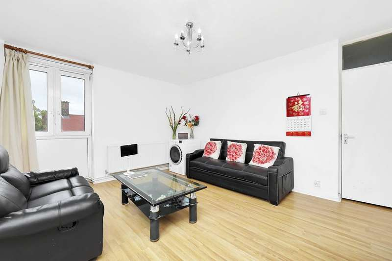 1 Bedroom Flat for sale in Arnot House, Comber Grove, London SE5