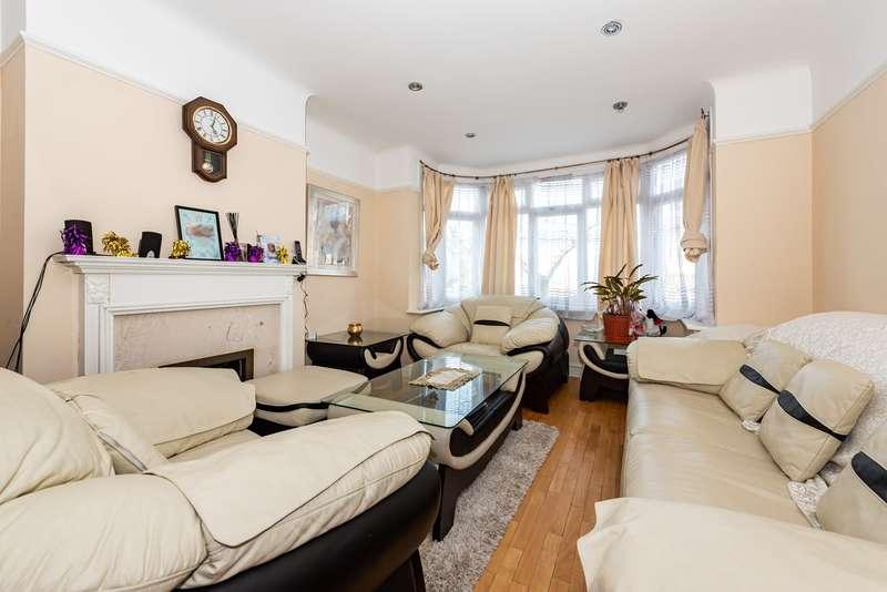 3 Bedrooms Semi Detached House for sale in Grange Road, London, SE19