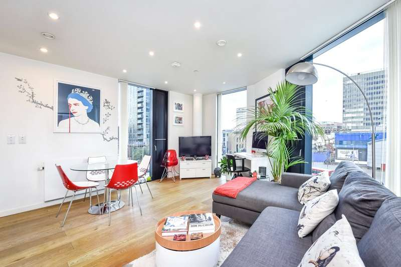 2 Bedrooms Apartment Flat for sale in The Pavilion, Elephant & Castle, SE1