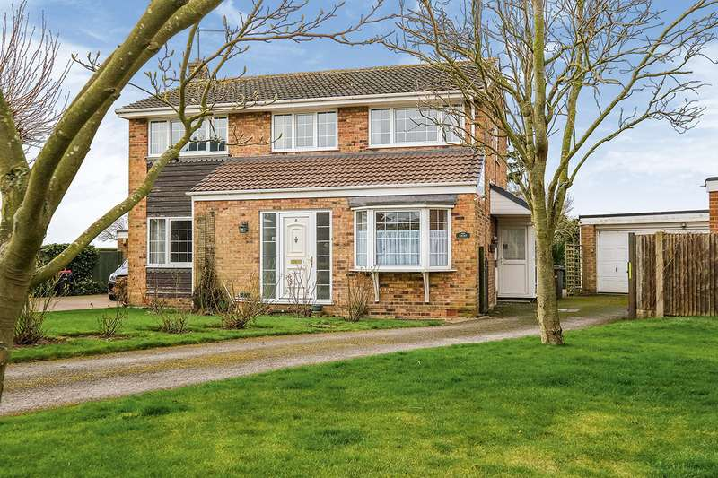 4 Bedrooms Detached House for sale in Primulas Close, South Anston, Sheffield, South Yorkshire, S25