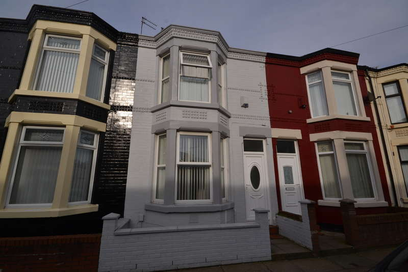 3 Bedrooms Terraced House for sale in Hahnemann Road, Kirkdale, Liverpool, L4