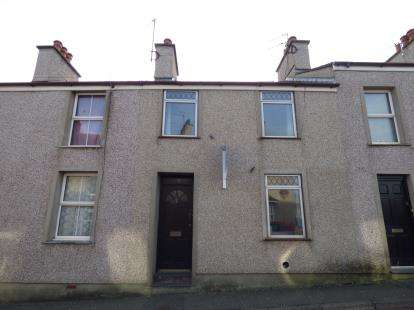 2 Bedrooms Terraced House for sale in Cambria Street, Holyhead, Sir Ynys Mon, LL65