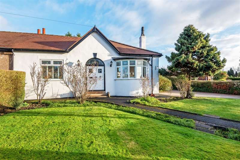 2 Bedrooms Bungalow for sale in Leigh Road, Worsley, Manchester, M28 1LE