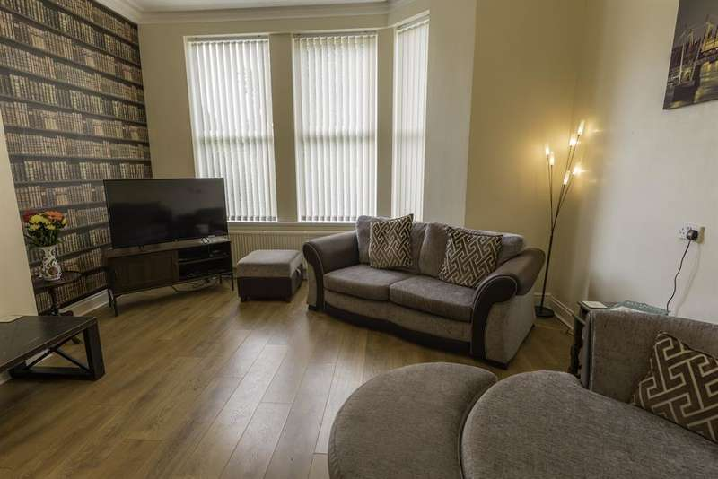 1 Bedroom House Share for rent in Clairville Road, Middlesbrough, TS4 2HH