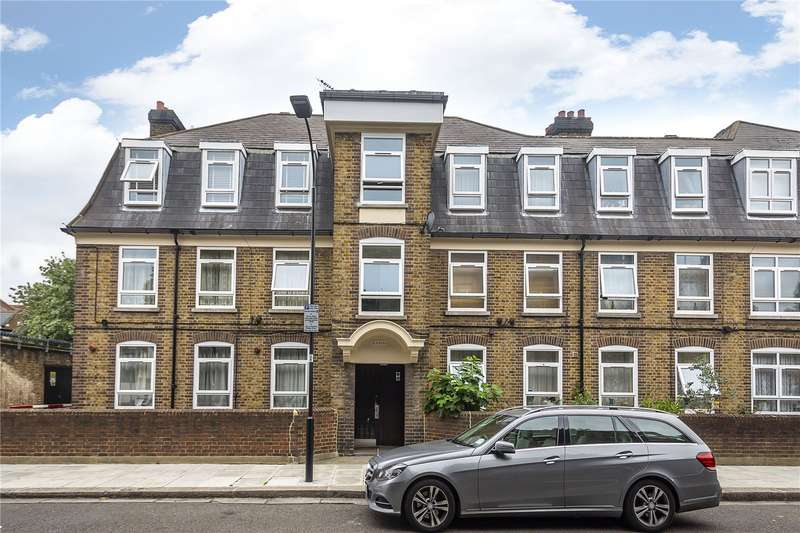 3 Bedrooms Flat for sale in Wyfold Road, London, SW6