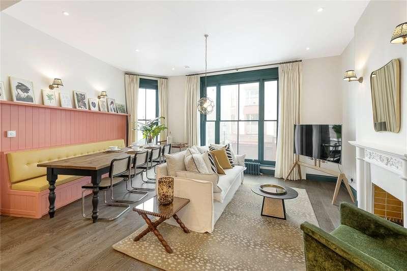 2 Bedrooms Flat for sale in Portobello Road, London, W10
