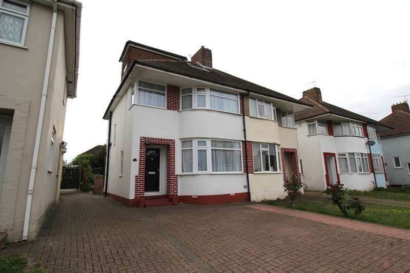 4 Bedrooms Semi Detached House for sale in Greenway, Chatham, Kent, ME5