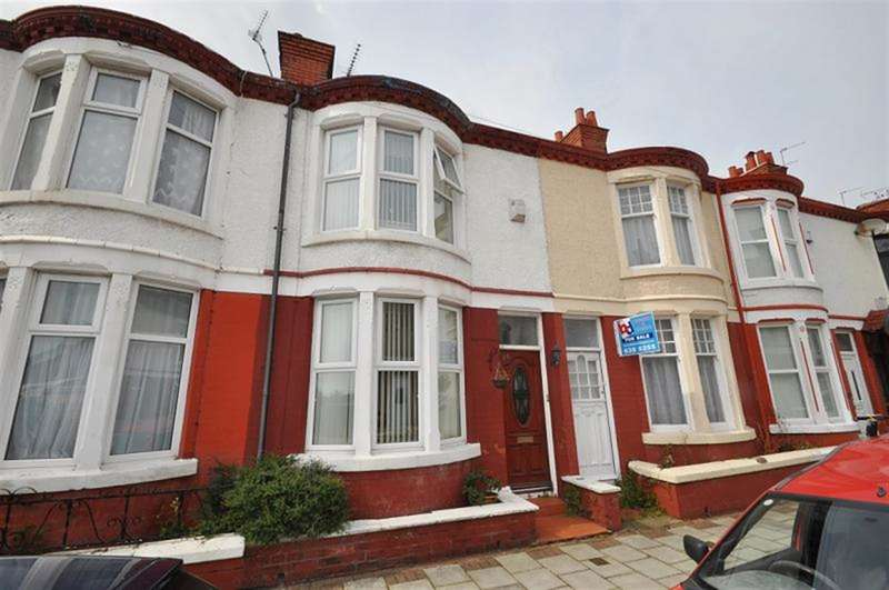2 Bedrooms Terraced House for sale in Trentham Road, Wallasey, CH44 9EG