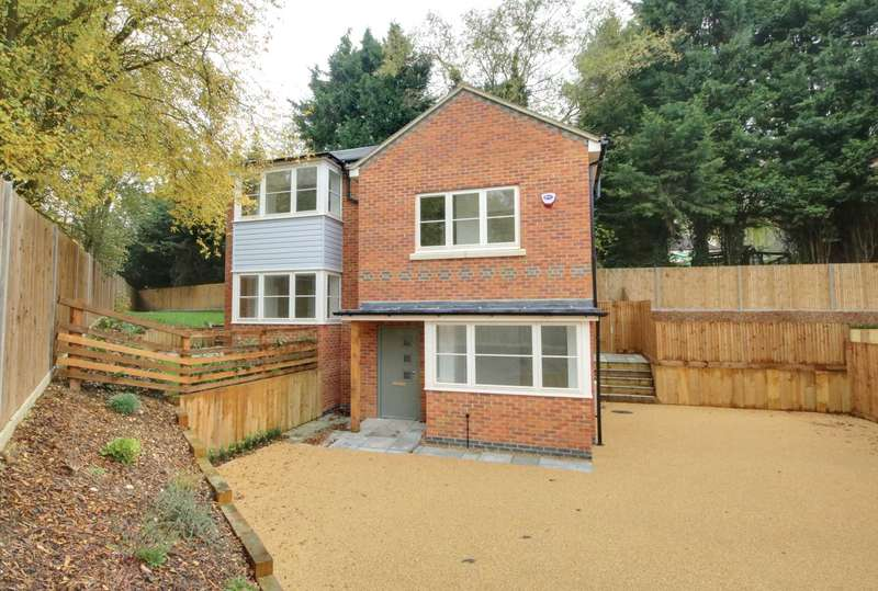 3 Bedrooms Detached House for sale in BRAND NEW 3 DOUBLE BED DETACHED with ENSUITE to MASTER BEDROOM