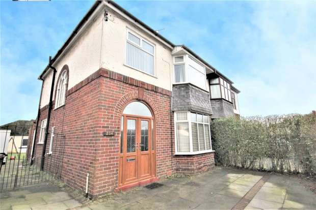 3 Bedrooms Semi Detached House for sale in Black Bull Lane, Preston, PR2