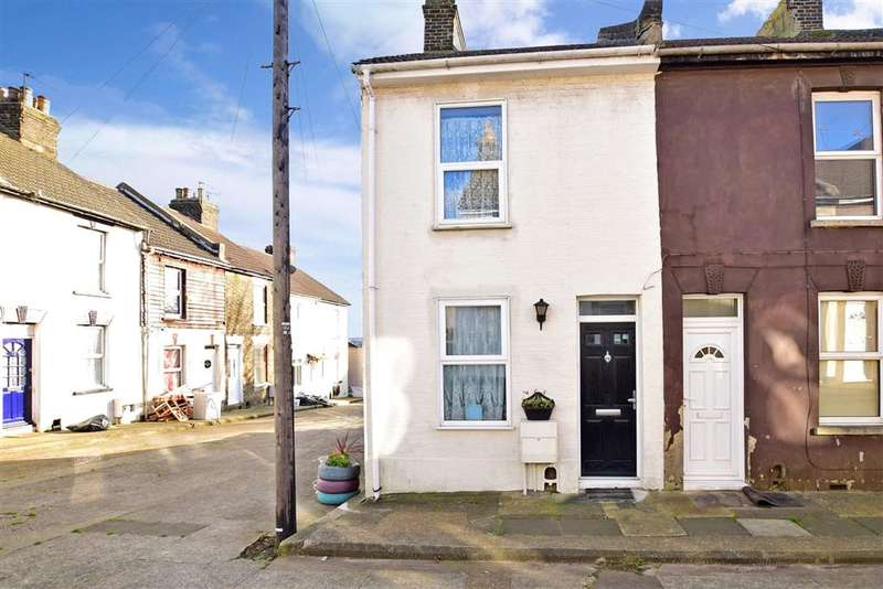 2 Bedrooms End Of Terrace House for sale in Mayfair, , Frindsbury, Rochester, Kent
