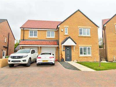 6 Bedrooms Detached House for sale in Cresta View, Houghton Le Spring