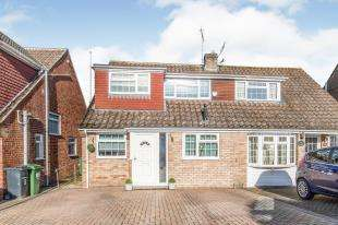 3 Bedrooms Semi Detached House for sale in Aviemore Gardens, Bearsted, Maidstone, Kent